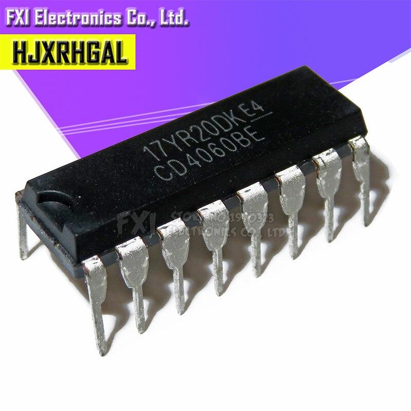 10PCS CD4060BE CD4060 DIP16 DIP New Original