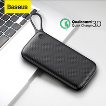 Baseus 20000mAh Quick Charge 3.0 Power Bank Type-C PD Fast C