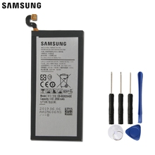 Samsung Original Battery EB-BG920ABE For Samsung GALAXY S6 G920F G920I G920 G920A G920V G9200 G9208 G9209 G920T G920P 2550mAh цена 2017