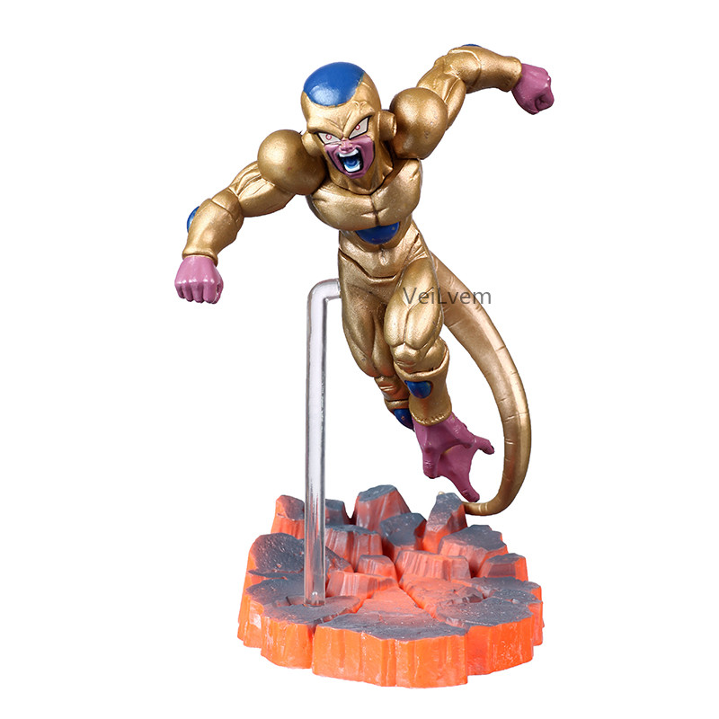 "4.5/"" Dragon Ball Z DBZ Golden Frieza//Freeza Figure S.H Figuarts Anime Toy In Box"