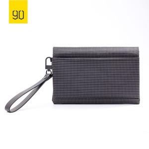 Image 4 - Original XiaoMi กันน้ำกระเป๋าอุปกรณ์เสริมกระเป๋า 600D Oxford กระเป๋าแบบพกพาสำหรับหูฟังโทรศัพท์ MI6 5S