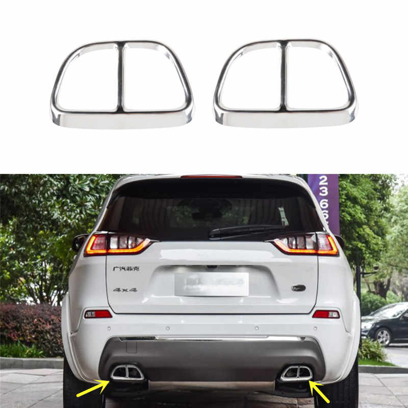 for jeep cherokee 2019 exterior tail