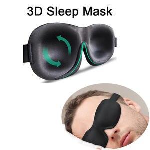 3d-Mask Eyeshade-Cover Blindfolds Sleep-Eye-Mask Better-Breath