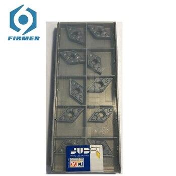 Original Carbide Inserts 10pcs Lathe Inserts DNMG150404-TF IC907 Metal Cutter Lathe Turning Tool Cutter