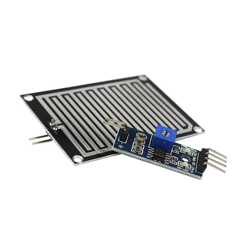 Raindrops Detection Sensor Module Weather Rain Module Hi 888