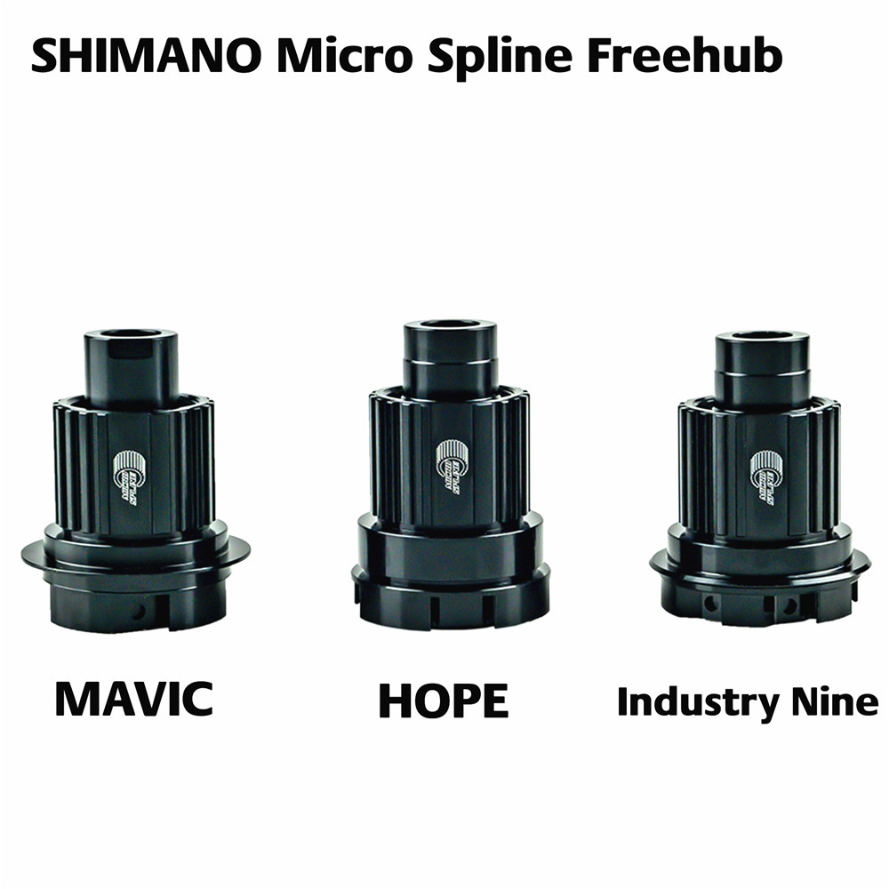12 Speed Micro Spline Freehub MAVIC / HOPE / Industry Nine for MAVIC / HOPE / I9 hub