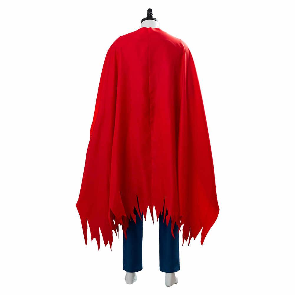 My Hero Academia Boku hiçbir kahraman Academia Lemillion Mirio Togata üniforma Cosplay kostüm cadılar bayramı karnaval