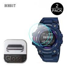 2Pcs Anti-Scratch Tempered Glass For Casio G-SHOCK GBD-100 1PR 2PR 1A7PR Sport Watch Clear HD 2.5D 9H 0.3MM Screen Protector