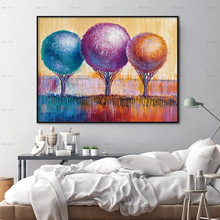 Posters for Kids Pictures Decor Prints Colorful Balloon Abstract No Frame Canvas Painting Living Room Wall Art modern abstract oil painting posters and prints wall art canvas painting colorful rhythm pictures for living room decor no frame