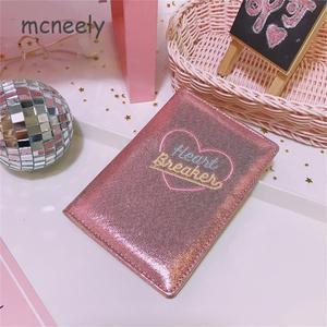 Розовая лазерная вышивка, Обложка для паспорта России с держателем для кредитных карт, защитный чехол, чехол Porte Carte Etui Carte Bancaire