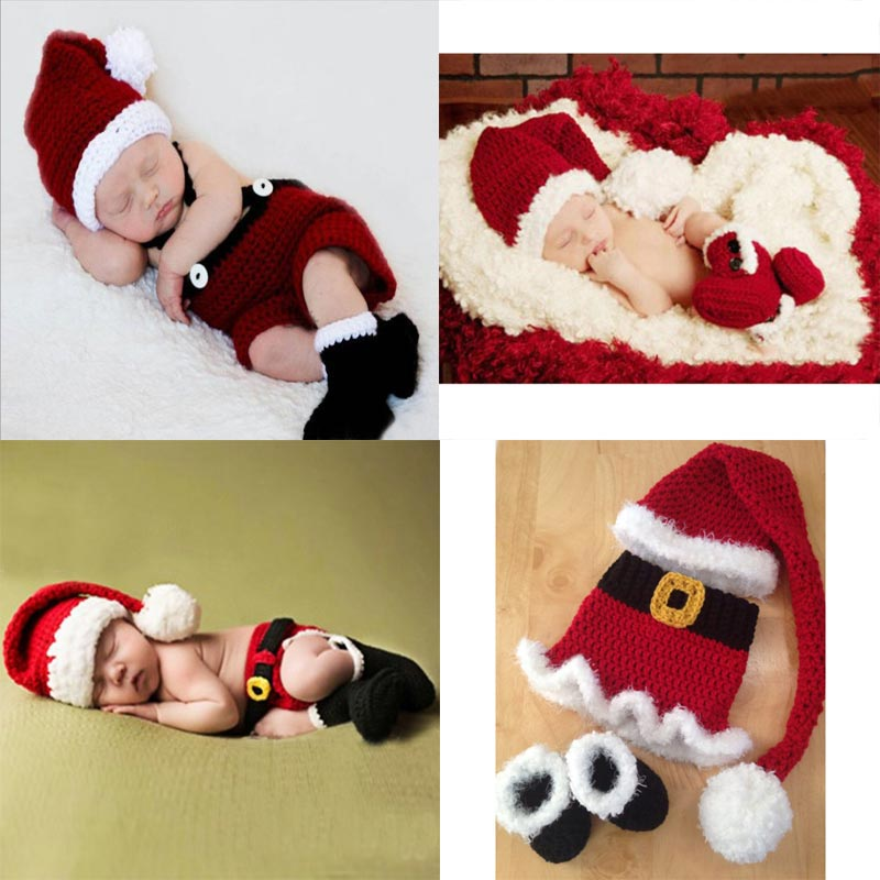 newborn-photography-props-crothet-baby-christmas-clothes-accessories-boy-clothing-boys-infant-girl-costume-crocheted-outfit