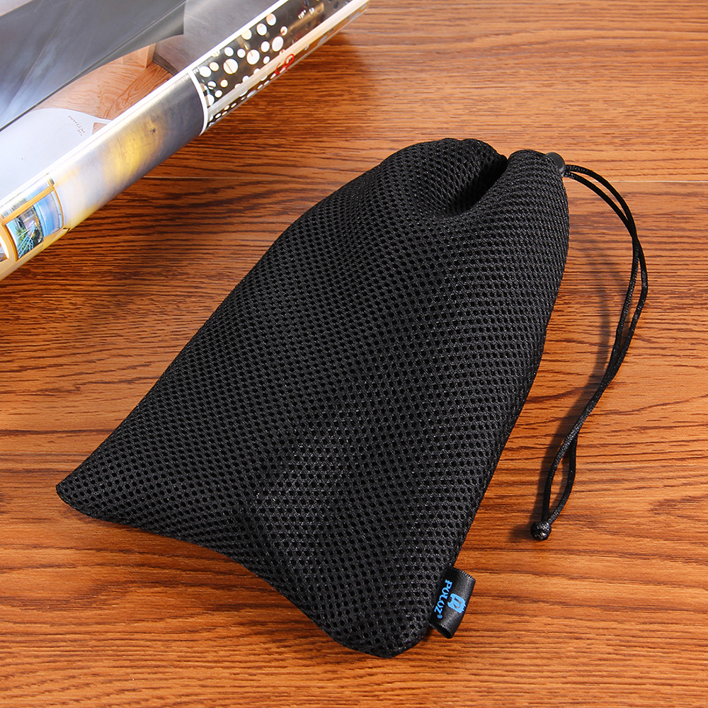 PULUZ For GoPro Accessories Nylon Mesh Storage Bag for GoPro HERO5 Session HERO4 Session HERO 5 4 3 SJ4000 19 5cm x 14 5cm D40 in Storage Bags from Home Garden