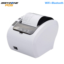 цена Thermal Receipt Printer 80mm 58mm POS Printer Automatic cutter 300mm/s Barcode LOGO USB Ethernet Bluetooth WiFi Bill printer онлайн в 2017 году