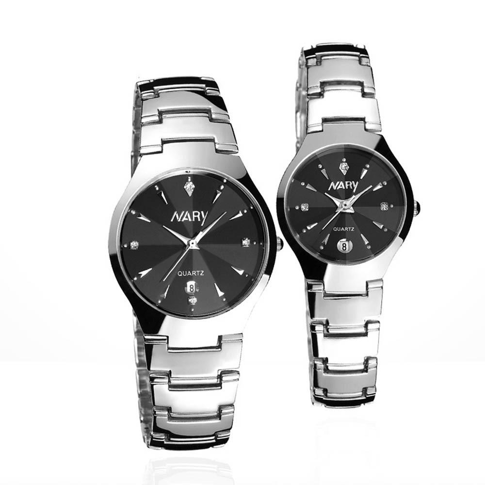 1 Pair Watch Fashion Lovers Women Watches Men Women Quartz Women's Watch Casual  Dress Couple Watch Clock Gifts Reloj Mujer #A