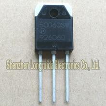 10 adet 50G60SW AP50G60SW TO 247 MOSFET transistör 75A 600V