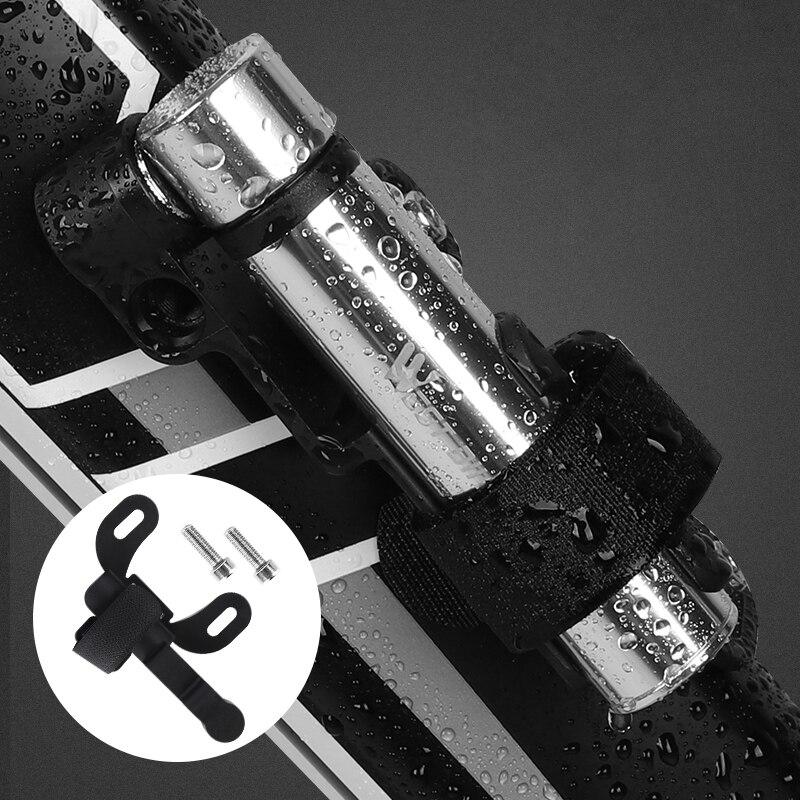 WEST BIKING Mini Bicycle Pump Cycling Hand Air Pump for Bike Tire Inflator bicicleta For AV