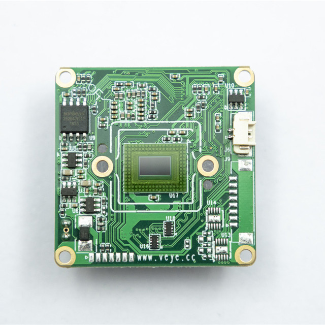 CS-MIPI-IMX307  for Raspberry Pi 4/3B+/3 and Jetson Nano, IMX307 MIPI CSI-2 2MP Star Light ISP Camera Module