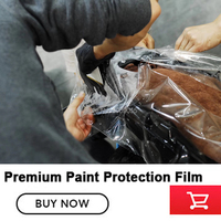 high strength car paint protection film glossy PPF self healing rinos anti scratch anti yellowish 3 5 years guarantee!
