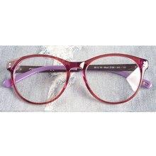 Kadın gözlük çerçevesi genç kızlar asetat almanya premium kalite