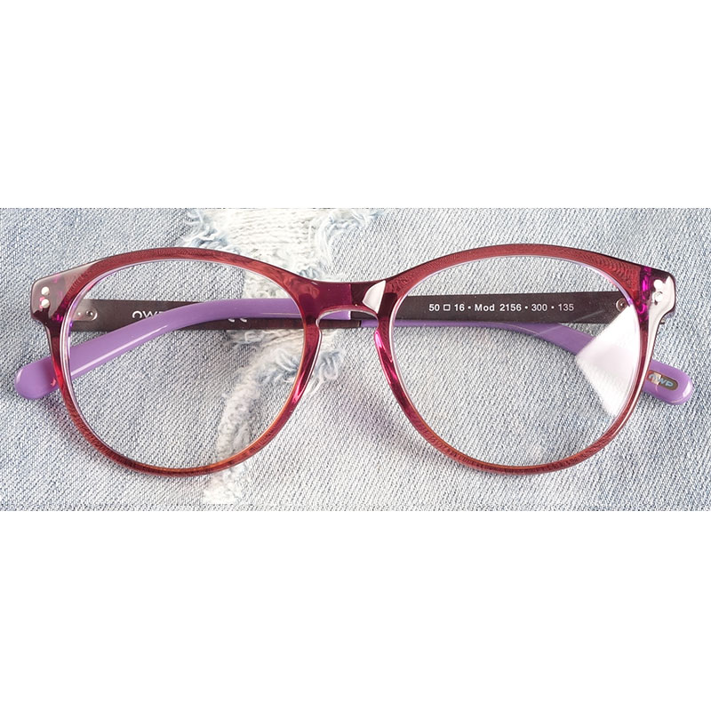 Women glasses frame teenage girls acetate Germany premium quality-in Women's Eyewear Frames from Apparel Accessories