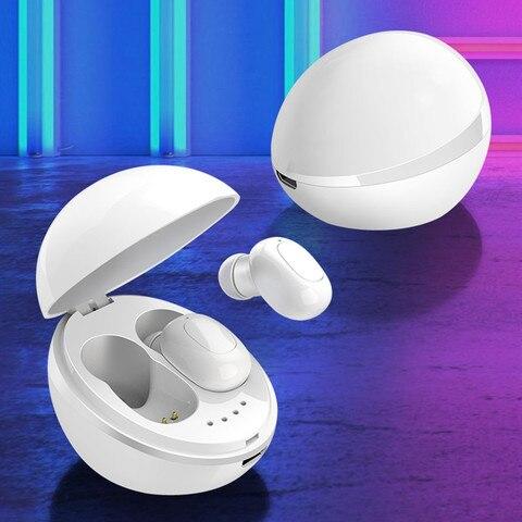 Bluetooth 5.0 Headset TWS Wireless Earphones Earbuds Stereo In-Ear Headphones FR Karachi