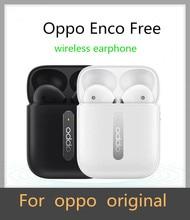 2019 ETI02 contrôle de glissière ORIGINAL OPPO Enco gratuit tws écouteurs sans fil Bluetooth casque Reno ace 3 Pro 2z 2f 10x zoo