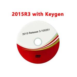 Image 4 - 2021 NEUE Ankunft 2017R3 mit KEYGEN Software Aktivator Vd ds150e Cdp 16R0 15R3 Cd Dvd Unterstützung 2017 Modelle Autos Lkw für Delphis