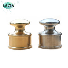 Baver Leather Craft brass/steel Repression Overwhelm Press Escort Fixed Skid Tool Diy