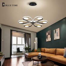 Современный светодиодный подвесной светильник домашний декор