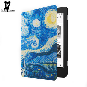 Cover Case for Tolino Page 2 2019 Sleep Cover for Tolino Page 2  6 inch  e-reader e-book funda capa shell skin жилет moe цвет черный page 4 page 2