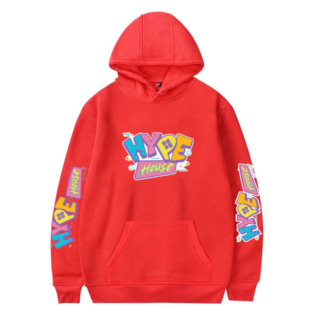 THE HYPE HOUSE THEMED HOODIE (27 VARIAN)