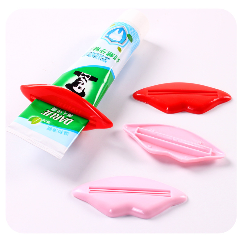 Hot New Toothpaste Squeezers Toothpaste Tube Squeezer Useful Toothpaste Rolling Holder For Home Bathroom