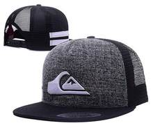 2020 new fashion hip-hop tide hiphop casual men and women four seasons mesh hat adjustable flat-brimmed hat sun hat baseball cap