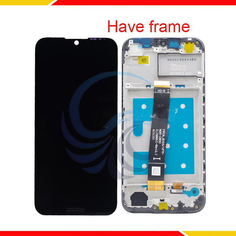 Top Quality LCD Display+Frame Digitizer Touch Screen For Huawei Honor 8S LCD Display With Touch Screen Complete Assembly