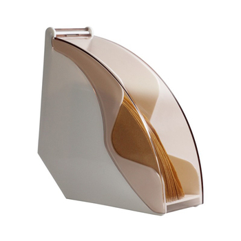 Dust-Proof Filter Paper Box V-Shaped Fan-Shaped Coffee Filter Paper Storage Rack Acrylic Box Paper Holder Filter paper frame