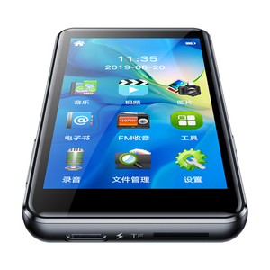 Image 3 - Lenovo BT5.0 Muziek MP3 Speler MP4 Eq Aangepaste 3 Inches 8Gb Supprt Tf Card Ips Lrc 1080P