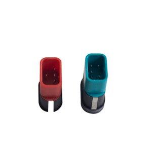 Image 4 - 1 個電動ドアパワーウインドウロッカースイッチフロント左 & 右用MK6/MK7 2000 2013 車のアクセサリーホット販売