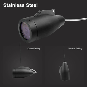 Image 5 - Fish Finder 1280*720 Resolution Underwater Fishing Camera 12pcs White LEDs+12pcs Infrared Lamp For Ice Fishing 16GB Recod