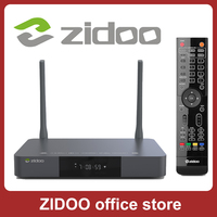 Zidoo Z9X Media Player 4K HDR10 + Android 9 0 Dispositivo de TV inteligente Dobly visión 2G DDR4 16G eMMC Set Top Box HDR 12Bit