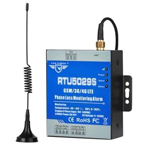 Image 3 - Allarme di Mancanza di alimentazione 3 Phase Power Sistema di Monitoraggio AC/DC Lo Stato di Alimentazione di Allarme via SMS per Lospedale Magazzino RTU5029A