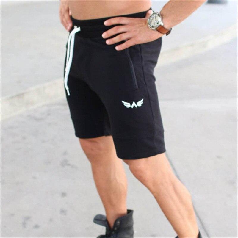 2020 Nuevos Pantalones Cortos Deportivos Para Correr De Algodon Para Hombres Pantalones Deportivos Para Fitness Pantalones Cortos Para Correr Gimnasios Para Hombres Pantalones Cortos Deportivos De Marca Pantalones Cortos Aliexpress