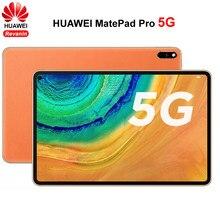 HUAWEI MatePad Pro 5G 10,8 zoll Tablet Kirin 990 5G Octa core CPU Android 10,0 OS 2560x1600 IPS Bildschirm 7250mAh Batterie Tablet PC