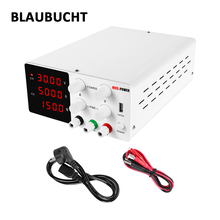 Newest 30V 5A DC Lab Switching Power Supply Adjustable 60V 3