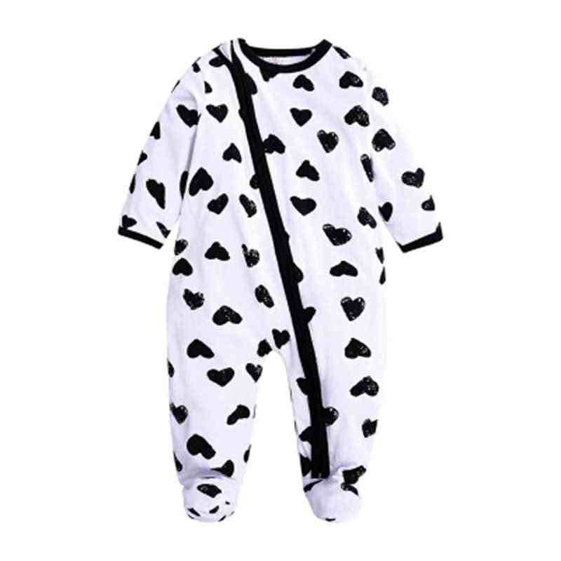 New Fashion baby Romper unisex cotton Long sleeve newborn baby clothes jumpsuit Infant clothing bind foot baby overalls