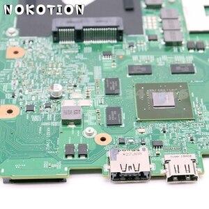 Image 3 - Nokotion CN 0J2WW8 0j2ww8 placa principal para dell inspiron n5110 computador portátil placa mãe hm67 ddr3 gt525m 1 gb