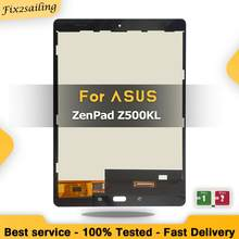High Quality For ASUS ZenPad 3S 10 P027 Z500M Z500KL P001 Z500 LCD Display Touch Screen Digitizer Sensor Assembly Tablet