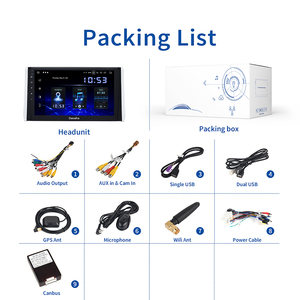 "Image 5 - Dasaita 10.2 ""IPS ekran araba multimedya Android 10.0 Toyota RAV4 radyo 2018 2019 TDA7850 GPS Bluetooth HDMI araba stereo MAX10"