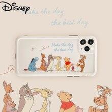 Disney Phone Case for Iphone11 Pro Max Pooh Phone Case 7 8 12 Phone Case Cartoon Xr Phone Case Xr Phone Case