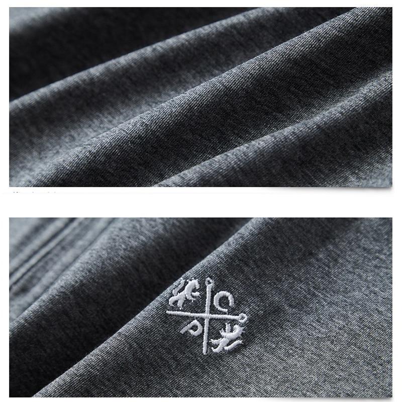 Image 4 - חדש 2020 אופנה גברים פולו חולצת כותנה קצר שרוול קיץ לנשימה חולצה גברים מגניב פולו חולצות מקרית חולצות 5XL 6XL בתוספת גודל-בפולו מתוך ביגוד לגברים באתר