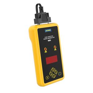 Image 3 - AUTOOL CT60 Auto Fuel Injector Tester, Fuel Injector Flush Tester  Automotive Goods CT150 CT200 12V Pulse Pressure Boost Tester